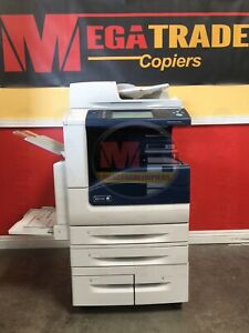 Xerox Workcentre 7830 Color Laser Mfp Copier Machine Printer Scanner Fax 30 Ppm