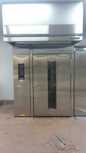 Hobart Natural Gas Double Rack Oven For Bread Cookies Bagels Etc Model ho210g2