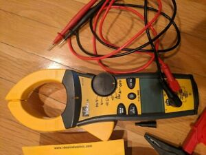 Ideal 61 775 1000a Ac dc Tightsight Clamp Meter With True Rms Used