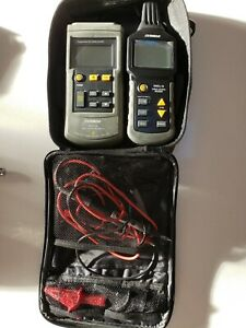Omega Hhcl10 Cable Line Locator Electrical Plumbing Etc
