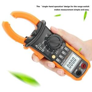 Peakmeter Pm2108a Digital Ac dc Clamp Meter Measuring Tool Idm