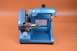 Dental Lab Equipment Ce Dental Cutting And Polishing Lathe With Speed Motor