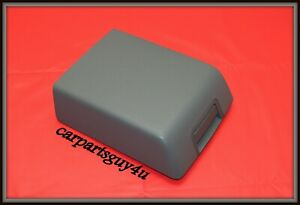 2004 2008 Ford F150 Center Console Lid Armrest Top Arm Rest Gray Grey Oem