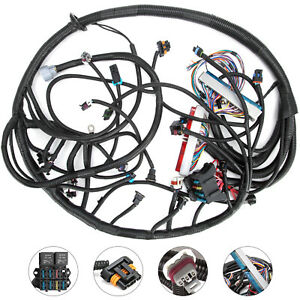 97 02 Ls1 Standalone Wiring Harness With T56 Or W 4l60e Made