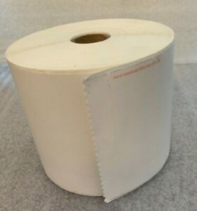 1 Roll Of Direct Thermal Labels For Zebra Zp505 4 X 8 250 Labels