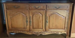 Ethan Allen Legacy Country French Sideboard Buffet