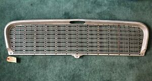 1963 Plymouth Valiant Grille Nice Used