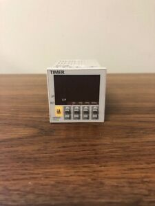 Omron H5cl as Timer