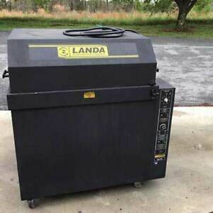 Used Hotsy Hcs Gas diesel 5 6gpm 3500psi Hot Water Pressure Washer Trailer
