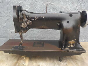 Industrial Sewing Machine Singer 112 double Needle leather