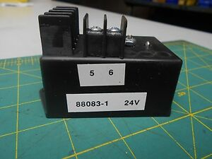 Crown Forklift Part 088083 001 Relay Asm 24 qty 1 59724