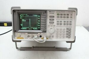 Hp Agilent 8596e Spectrum Analyzer Calibrated Customize Your Options 12 8 Ghz