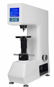 Digital Rockwell Superficial Hardness Tester Lhrms 45 Max Specimen Height 1