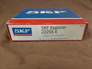 Skf Explorer 22216e Spherical Roller Bearing