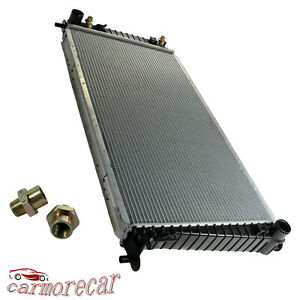 New 2 Row Radiator For Ford Expedition F 150 F 250 F 350 Super Duty 5 4l Q2136