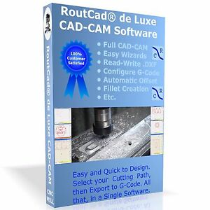 Cad Cam Cnc Software To Generate G code For Mach 3 Emc2 For Cnc Milling