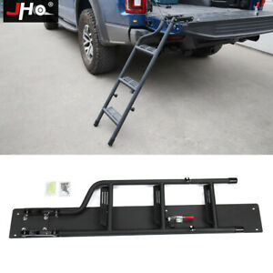 Pickup Truck Step Tailgate Ladder For Ford F150 2015 2018 Dodge Ram Tundra Rapto