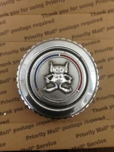 Amc Gremlin Gas Cap Early Style Vintage Rare
