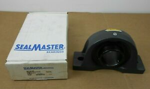 1 Nib Sealmaster Np 39 Rm Pillow Block Ball Bearing 2bolt 2 7 16 Bore