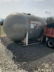 7000 Gallon Aluminum Water Storage Tank