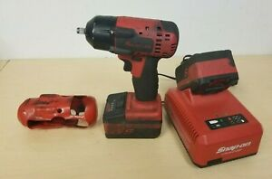 Snap On 18 V 3 8 Drive Cordless Impact Wrench Ct8810a
