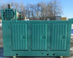 140 Kw Cummins Onan Natural Gas Or Propane Generator Genset Mfg 2005