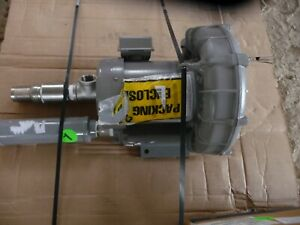 Vfc500a 7w Fuji Regenerative Blower 208 230 460 Volts Ring Compressor