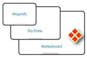 Magnetic Board Dry erase 36 X 48
