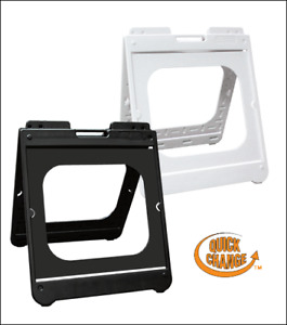 Portable Molded Sign Frames For 24 X 24 Signs