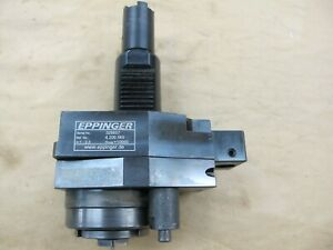 Haas Lathe 7500 Rpm Eppinger Axle Live Tool Holder