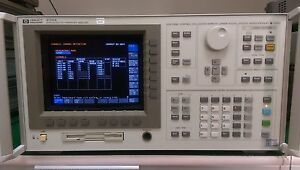 Hp 4155a Semiconductor Parameter Analyzer