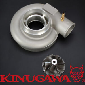 Kinugawa Mitsubishi 3 Antisurge Turbo Compressor Housing Wheel Td05 Td06 18g