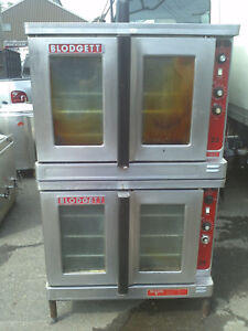 Blodgett Mark V 111 Double Deck Convection Oven