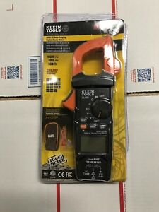 Klein Tools Cl600 600a Ac Auto ranging Digital Clamp Tough Multi Meter new