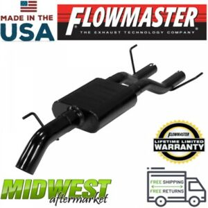Flowmaster Outlaw Extreme Cat Back Exhaust For 2009 2018 Toyota Tundra 4 6l 5 7l