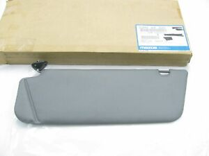 New Genuine Left Driver Side Sun Visor Oem 1995 03 Mazda Pickup Truck Zzm169320
