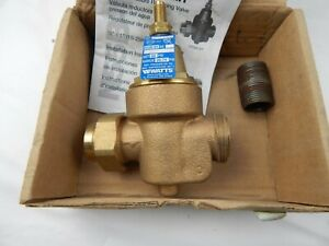 Watts N55b m1 Water Pressure Reducing Valve 3 4