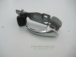 Acura Cl Inside Door Chrome Handle Right Passenger Side 1997 1998 1999