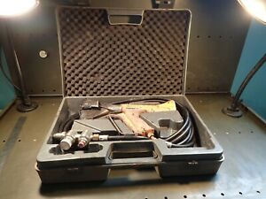 Ripack 2000 Propane Heat Shrink Wrap Gun With Case Used In Good Condition