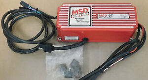 Msd 6400 6t Circle Track Ignition Box W 6ft Distributor Cable