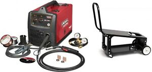 Lincoln Electric U2689 2c Sp180t With K2275 3 Welding Cart