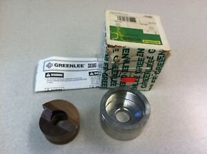 Greenlee 31131 Slug Splitter Knockout Punch Die