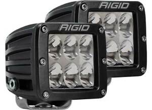 Rigid Industries Dually D Series Pro Led Light Driving Pair 502313