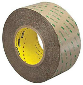 3m Adhesive Transfer Tape 2 X 60 Yd Hand Roll 9472le Double Sided 5 Mil Freeshp