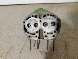 John Deere Unstyled B Tractor Cylinder Head B357r 14119