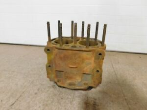 John Deere Unstyled B Tractor 045 Over Cylinder Block B560r 14120