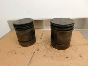 John Deere Unstyled D Tractor 090 Over Pistons D1172r Ad2692r 14118