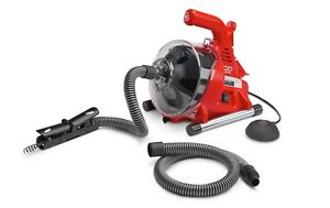 Ridgid K 30 55808 Powerclear Drain Cleaning Machine New K 30