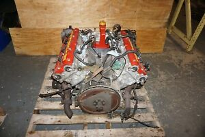 87 91 Porsche 928 S4 Core Engine Assembly Long Block M28 42