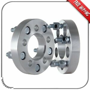 2pc 5x100 To 5x4 5 1 12x1 5 Adapter Wheel Spacers For 1995 2004 Pontiac Sunfire